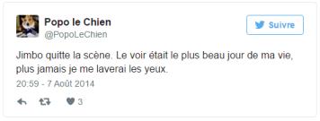Le plus beau jour de la vie de Stéphane Coillet-Matillon ©Twitter